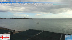 view from Porto d'Agumu on 2019-11-13