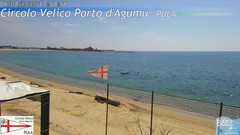 view from Porto d'Agumu on 2020-04-06