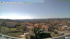 view from Escalaplano on 2019-09-09