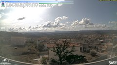 view from Escalaplano on 2019-10-25