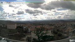 view from Escalaplano on 2019-11-02
