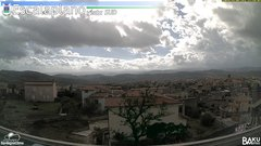 view from Escalaplano on 2019-11-05