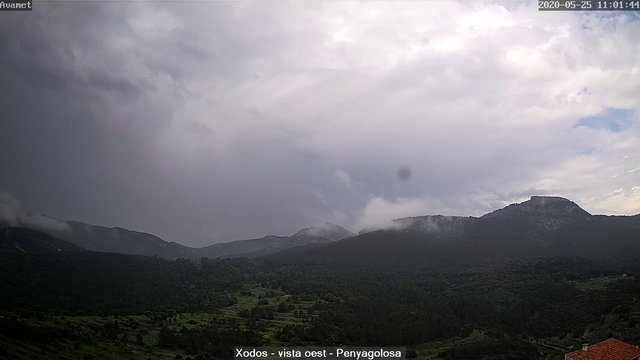 time-lapse frame, Xodos (Pablo Solsona) webcam