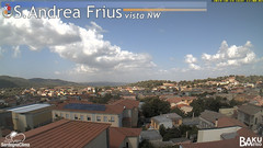 view from Sant'Andrea Frius on 2019-10-14