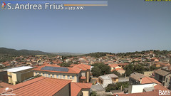 view from Sant'Andrea Frius on 2020-05-17