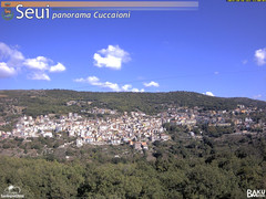 view from Seui Cuccaioni on 2019-10-28