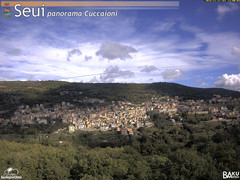 view from Seui Cuccaioni on 2019-11-13