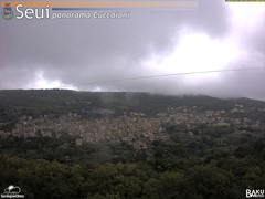 view from Seui Cuccaioni on 2019-11-15