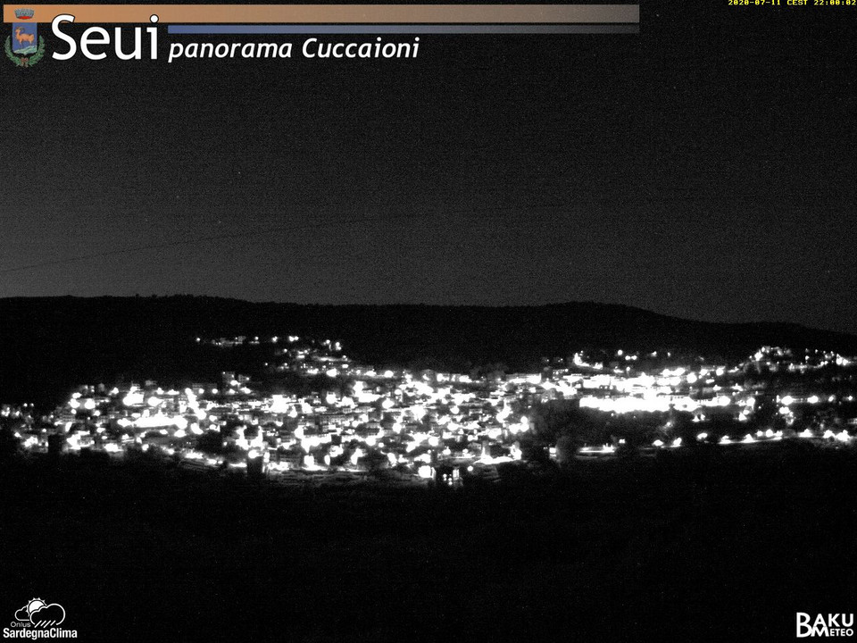 time-lapse frame, Seui Cuccaioni webcam
