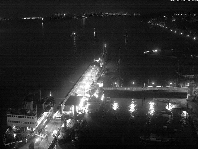 time-lapse frame, Altona Westen  webcam