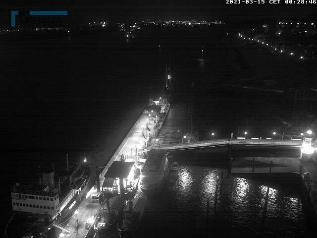 time-lapse frame, Altona Westen  webcam