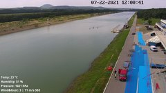 view from Labe Arena Racice on 2021-07-22