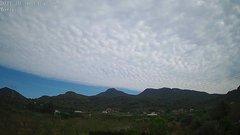 view from Borriol - la Vall del Morico (Vista Est-Desert) on 2021-10-16