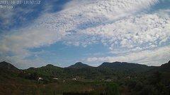 view from Borriol - la Vall del Morico (Vista Est-Desert) on 2021-10-21