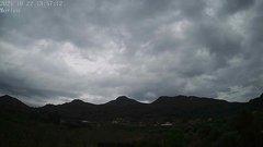 view from Borriol - la Vall del Morico (Vista Est-Desert) on 2021-10-22
