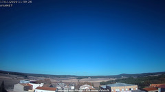 view from Fontanars2 AVAMET on 2020-11-17