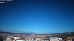 view from Fontanars2 AVAMET on 2020-11-25