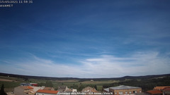 view from Fontanars2 AVAMET on 2021-05-15