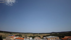 view from Fontanars2 AVAMET on 2021-06-14