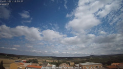 view from Fontanars2 AVAMET on 2021-07-15