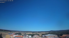 view from Fontanars2 AVAMET on 2021-07-16