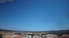 view from Fontanars2 AVAMET on 2021-07-17