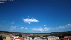 view from Fontanars2 AVAMET on 2021-09-18