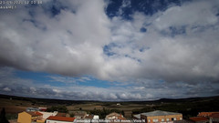 view from Fontanars2 AVAMET on 2021-09-21