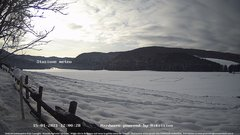 """view from Webcam Cansiglio - verso la piana dei """"Bech"""" on 2021-01-15"""