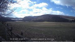"""view from Webcam Cansiglio - verso la piana dei """"Bech"""" on 2021-04-04"""