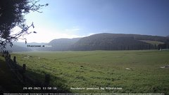 """view from Webcam Cansiglio - verso la piana dei """"Bech"""" on 2021-09-24"""