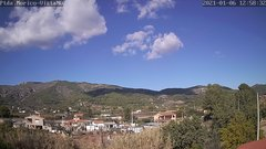 view from Borriol - la Vall del Morico  (Vista N-Balaguera) on 2021-01-06