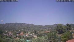 view from Borriol - la Vall del Morico  (Vista N-Balaguera) on 2021-07-21
