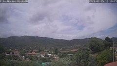 view from Borriol - la Vall del Morico  (Vista N-Balaguera) on 2021-07-25