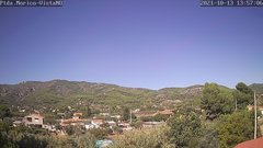 view from Borriol - la Vall del Morico  (Vista N-Balaguera) on 2021-10-13
