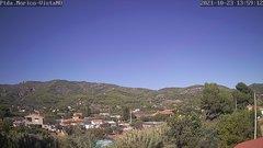 view from Borriol - la Vall del Morico  (Vista N-Balaguera) on 2021-10-23
