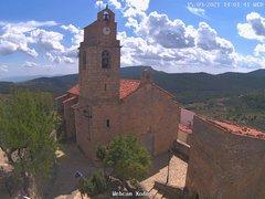 view from Xodos - Ajuntament (Plaça de l'Esglèsia) on 2021-09-15