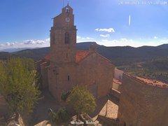 view from Xodos - Ajuntament (Plaça de l'Esglèsia)  on 2021-10-24