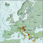 view from Erdbeben Europa on 2021-01-20