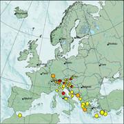 view from Erdbeben Europa on 2021-06-28
