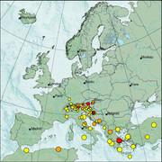 view from Erdbeben Europa on 2021-07-20
