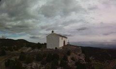 view from Xodos - Sant Cristòfol (Vista NE) on 2021-10-22