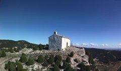 view from Xodos - Sant Cristòfol (Vista NE) on 2021-10-24