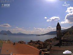 view from Baveno on 2021-04-14