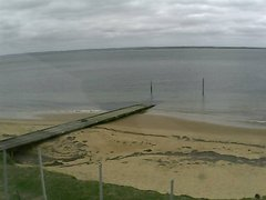 view from Cowes Yacht Club - North on 2021-02-08
