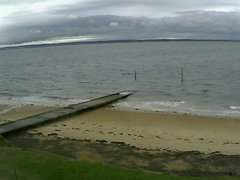 view from Cowes Yacht Club - North on 2021-07-14
