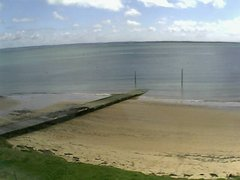 view from Cowes Yacht Club - North on 2021-09-13