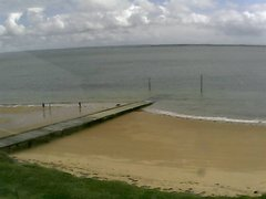 view from Cowes Yacht Club - North on 2021-10-24