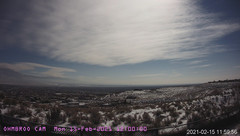 view from ohmbrooCAM on 2021-02-15