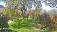 view from Wembury, Devon. Garden Cam on 2021-04-06
